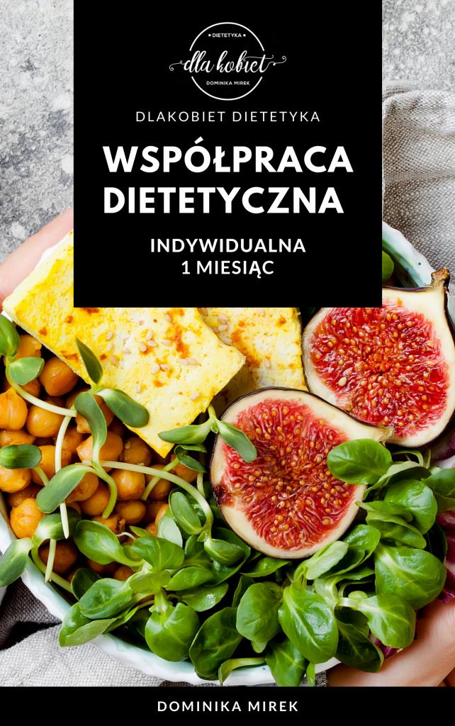 współpraca dietetyczna online